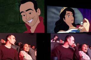 Man Animates Himself, GF Into 'Sleeping Beauty' For Most Epic Proposal Ever