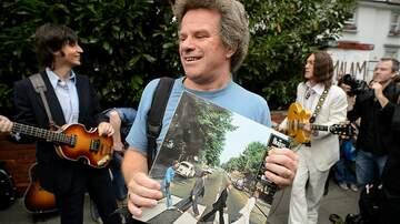 Bill George - Beatles' Abbey Road was Top Vinyl Seller in 2019
