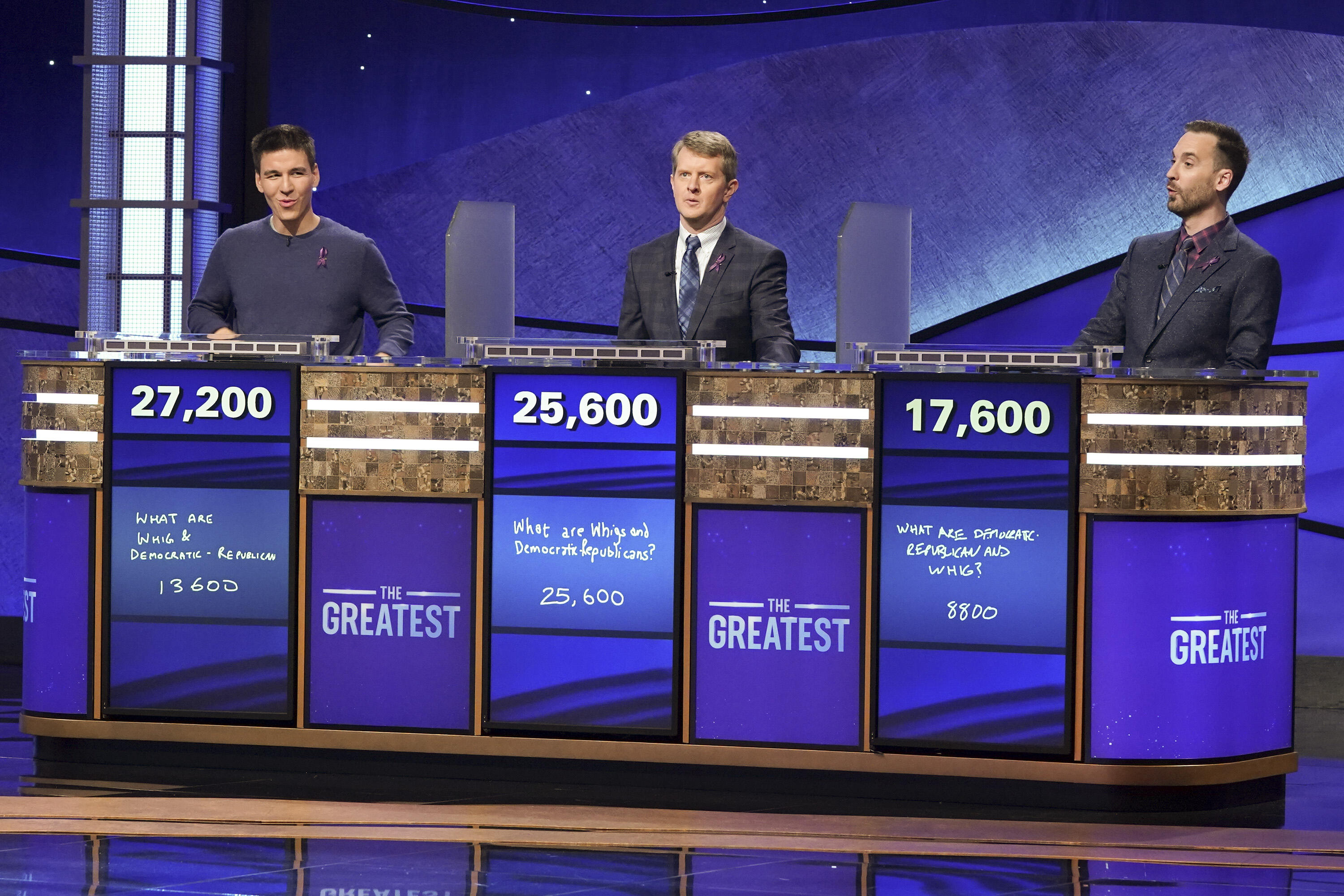 Ken Jennings on Verge Of Being 'Jeopardy!'s' Greatest Of All-Time