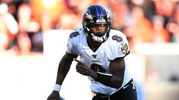 image for Lamar Jackson Named NFL MVP