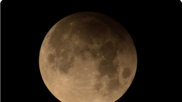 BC - 'Wolf Moon,' First Full Moon Of 2020, Comes With Lunar Eclipse
