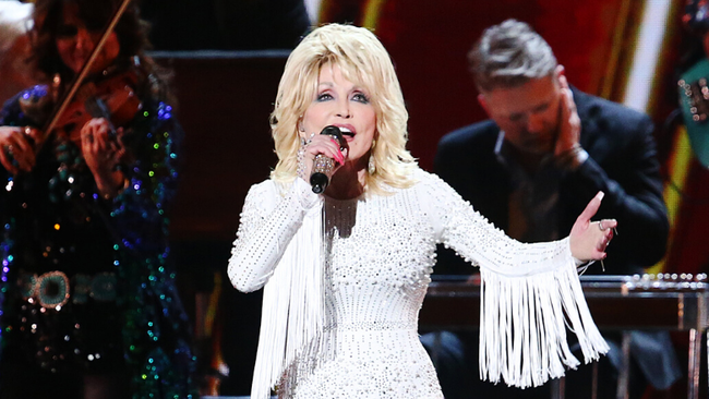 Dolly Parton Is Recording Music To Release After Her Death
