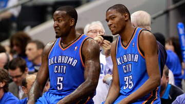 In The Zone - Twitter beef between Kevin Durant and Kendrick Perkins