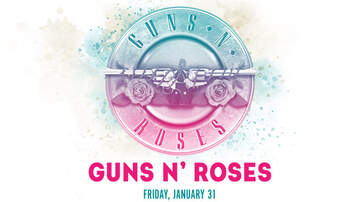 Contest Rules - Guns N' Roses Ticket Takeover