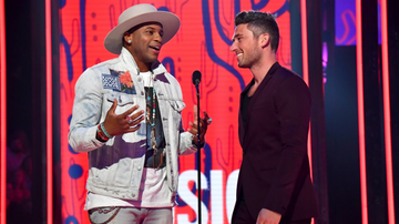 Music News - Jimmie Allen Gives Michael Ray Parenting Advice For The Future