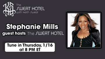 The Sweat Hotel - Stephanie Mills Is Co-Hosting The Sweat Hotel On Thursday