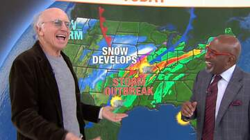 Trending - Larry David Was Incredible on the Today Show this Morning