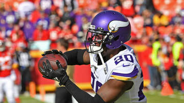image for Vikings place Alexander on IR, rule Kearse OUT for SF | #KFANVikes