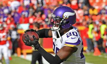 Vikings - Vikings place Alexander on IR, rule Kearse OUT for SF | #KFANVikes