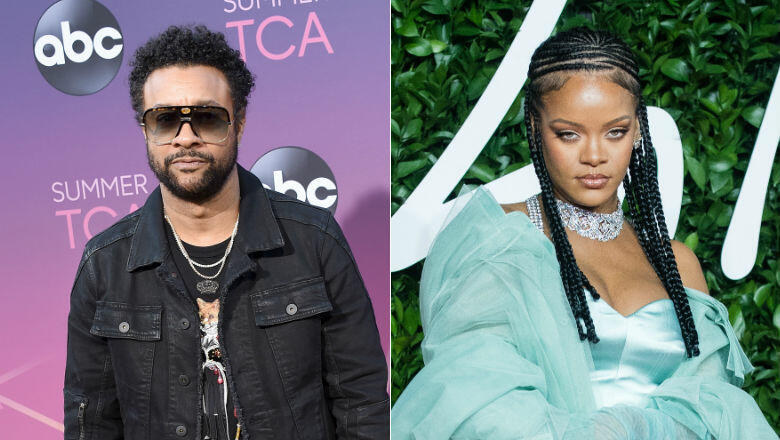 Shaggy Explains Why He Passed On The Chance To Be On Rihanna's New Album