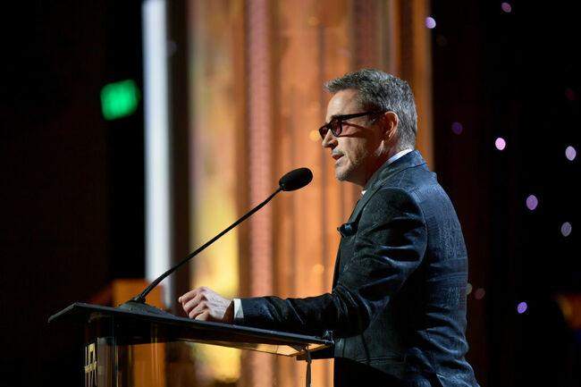 23rd Annual Hollywood Film Awards - Inside