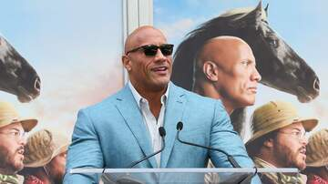 Angelina -  Dwayne The Rock Johnson's New Sitcom May Take Place In Hayward!
