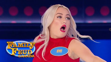 Weird, Odd and Bizarre News - 'Family Feud' Contestant's Gaffe Leads to $10,000 in Free Popeyes