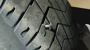 Trevor D in the Morning Show - MORON AWARD:Woman Busted Using Photoshopped Pic of a Nail in Tire When Late
