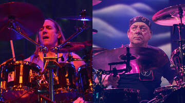 Ken Dashow - TOOL's Danny Carey Celebrates Neil Peart During Drum Solo