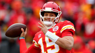 Angie Martinez - Patrick Mahomes Throws 5 TDs in Chief's 24 Point Comeback v.s Texans