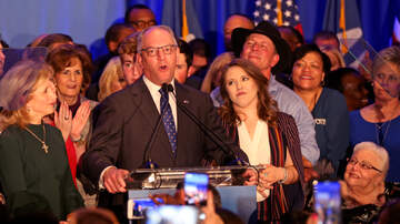 WJBO Local News - Gov. John Bel Edwards Takes Oath Of Office For Second Term