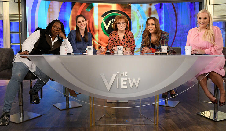 "ABC's ""The View"" - Season 21"