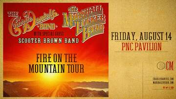 None - The Charlie Daniels Band: Fire On The Mountain Tour