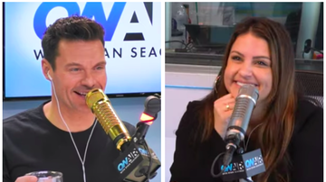 Ryan Seacrest - Sisanie Has a Wedding Anniversary Dilemma: Watch