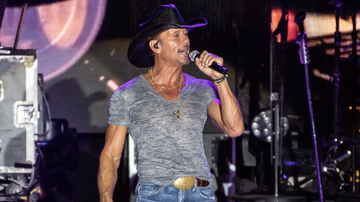 Music News - Tim McGraw Announces 2020 'Here On Earth Tour'