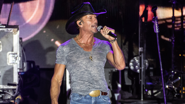 Tim McGraw Announces 2020 'Here On Earth Tour'