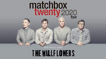 None - Matchbox Twenty with The Wallflowers at the Walmart AMP