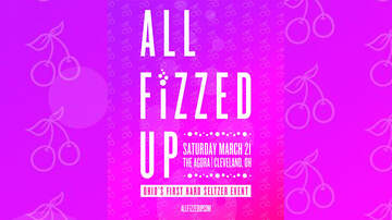 image for All Fizzed Up: Ohio's First Hard Seltzer Event