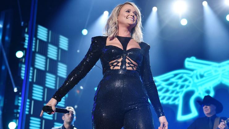Miranda Lambert To Celebrate First Responders On Upcoming 'Wildcard Tour'