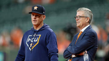 Sports News - MLB Suspends GM Jeff Luhnow And Manager AJ Hinch For One Year