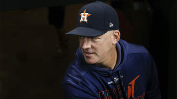 National News - MLB Suspends Astros Manager And General Manager For The Entire 2020 Season