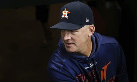 Sports Top Stories - MLB Suspends Astros Manager And General Manager For The Entire 2020 Season