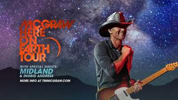 None - Tim McGraw: 2020 Here On Earth Tour