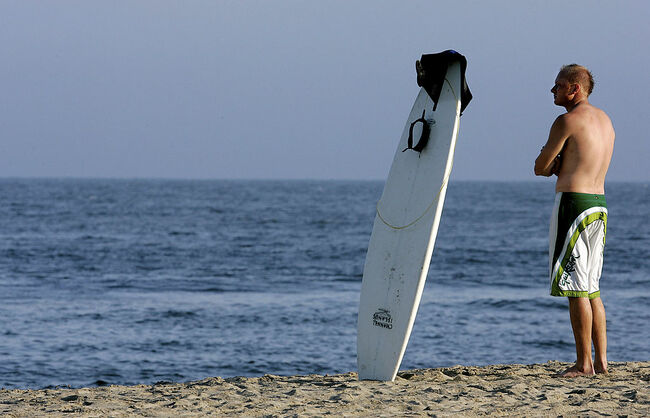 Surfers Continue To Use California's Dirtiest Beach