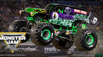 None - Monster Jam @ Ford Field
