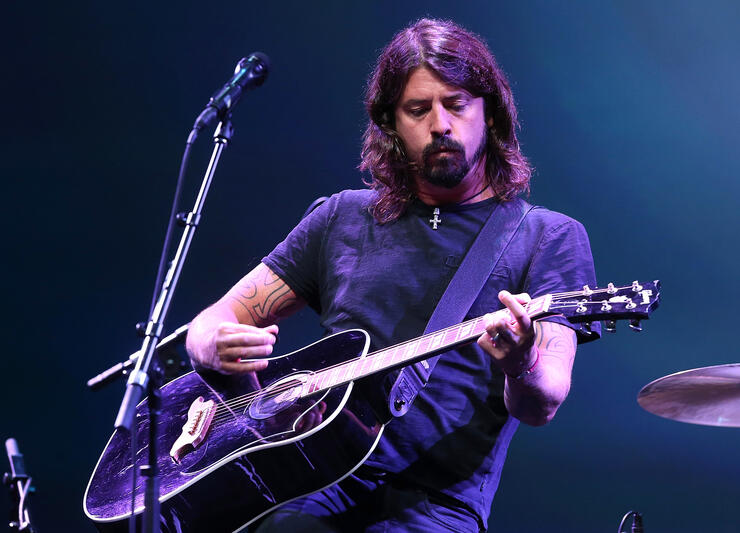 35 Things You Might Not Know About Birthday Boy Dave Grohl | iHeartRadio