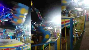 Haze - This is why I don't ride the rides at Carnivals!