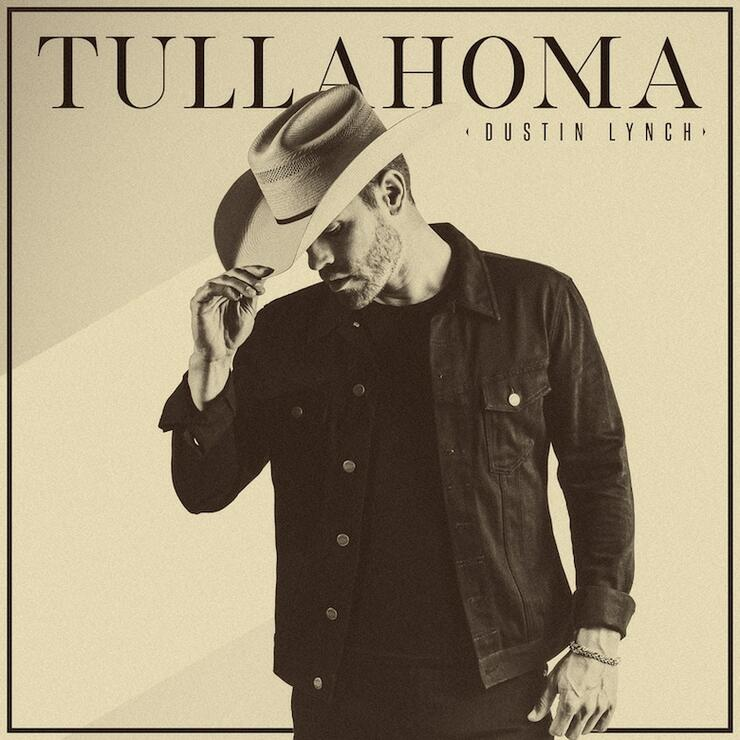 Dustin Lynch - 'Tullahoma' Album Cover Art