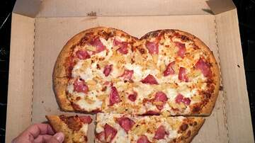 Jesse Lozano - Aldi Is Selling Heart-Shaped Pizza