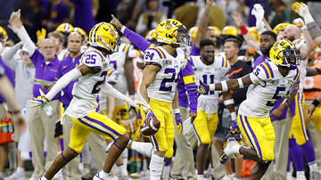 National News - LSU Defeats Clemson To Win 2020 NCAA National Championship