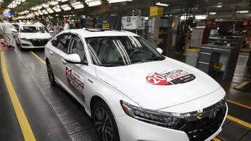 Local News - Honda Reaches 20 Million Auto Production Milestone in Ohio