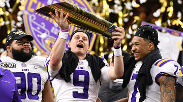 The Morning Rush - LSU Wins The College Football National Championship