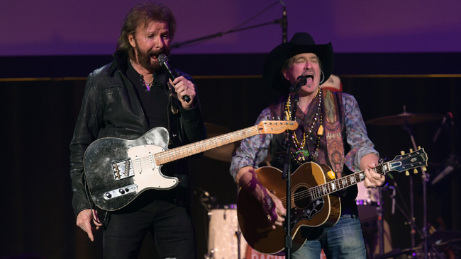 Brooks & Dunn Reveal 'Reboot 2020 Tour'