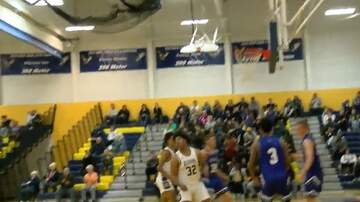 Bill Williams - Hudson-Coxsackie Athens Basketball highlights