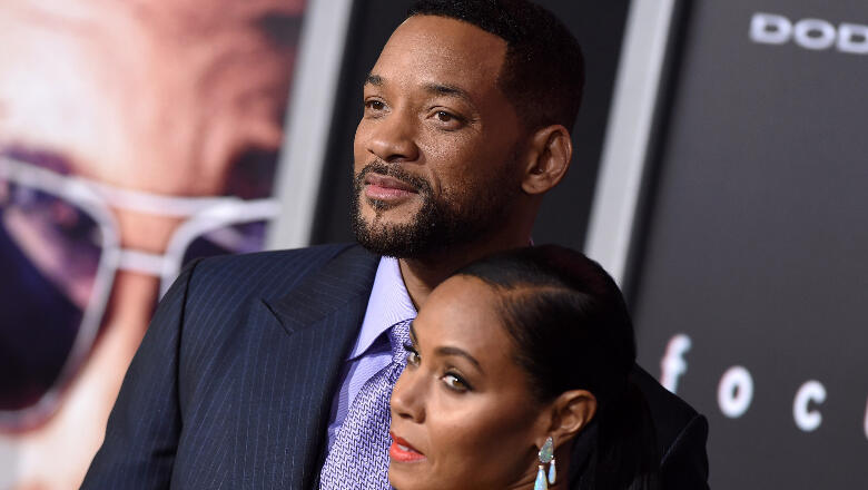 Will Smith Admits He Was Jealous Of Jada Pinkett's Relationship With 2Pac