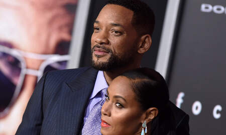 Entertainment - Will Smith Admits He Was Jealous Of Jada Pinkett's Relationship With 2Pac