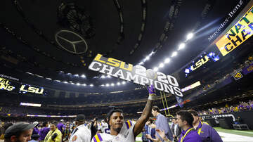 Louisiana Sports - National Champions To Visit White House Tomorrow