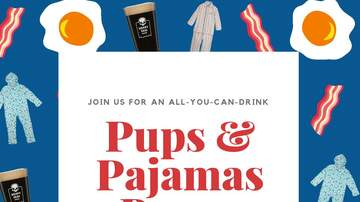 None - Pups & Pajamas Boozy Brunch @ Heavy Seas Taproom