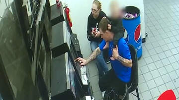 National News - Thieves Steal Car With Sleeping Infant While Parents Gambled At Gas Station