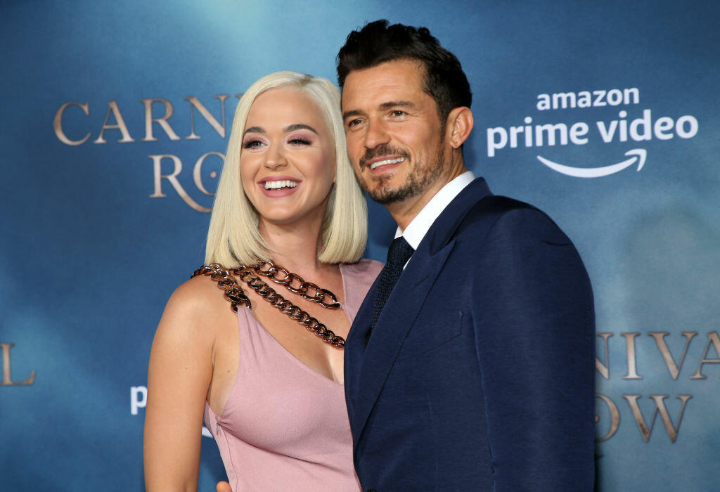 Katy Perry Just Wrote The SWEETEST Birthday Message To Orlando Bloom!